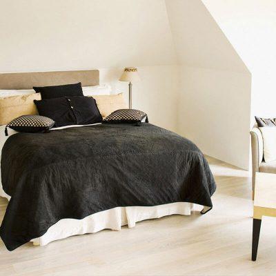Уютный внутренний интерьер дома из SIP.ETD панелей