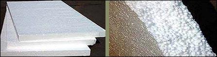 Пенопласт (пенополистирол). Sip-панели в строительстве.