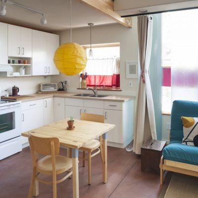 Блочный жилищный комплекс из СИП панелей: кухня