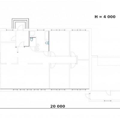 Семейный дом из СИП панелей: планировка